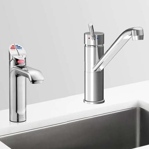 Zip HT1723UK HydroTap G4 Polished Chrome 4-In-1 Commercial ...