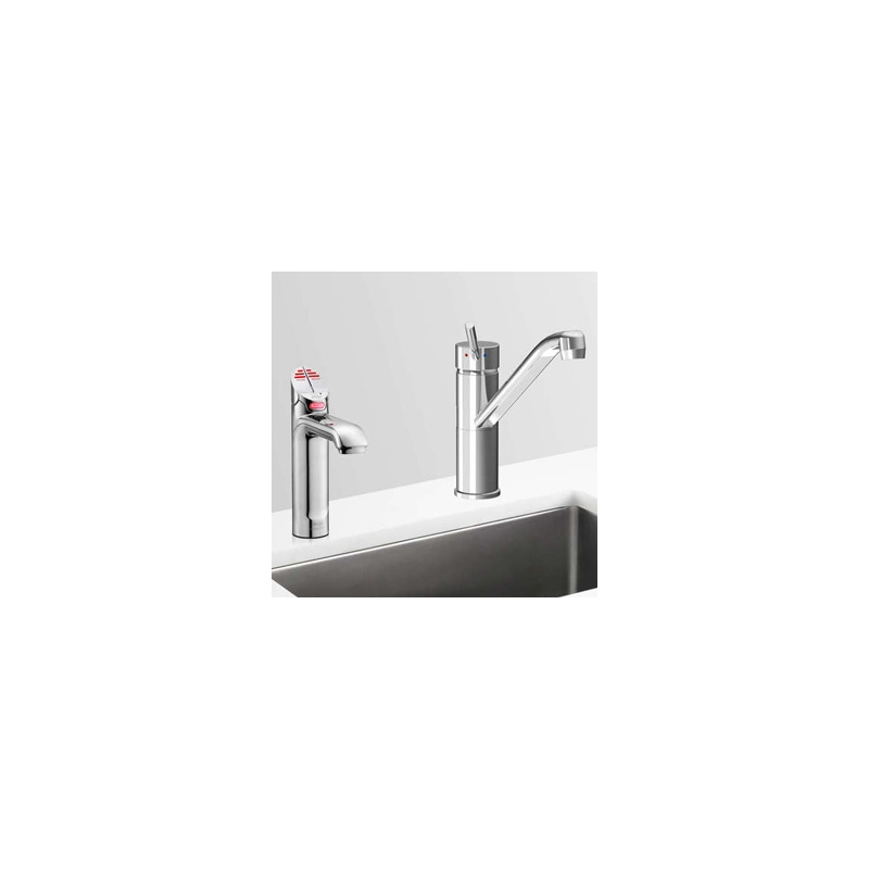 Zip HT1738UK HydroTap G4 Polished Chrome 3-In-1 Commercial Filtered ...