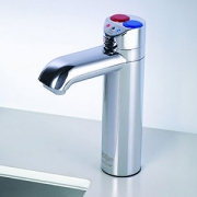 Zip HT1747UK HydroTap G4 Polished Chrome Industrial Boiling & Chilled Water Tap With Top Touch Controls - Up To 160 Cups Per Hou