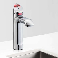 Zip HT1786UK HydroTap Home G4 Polished Chrome Residential Classic Style Boiling Filtered Water Tap 1.43kW W:280mm x D:313mm x H:333mm