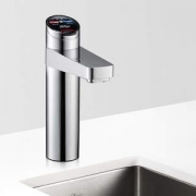 Zip HT4783UK HydroTap G4 Elite Polished Chrome Residential Boiling, Chilled, Sparkling Filtered Water Tap 1.7kW W:338mm x D:455m