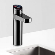 Zip HT4783Z2UK HydroTap G4 Elite Gloss Black Residential Boiling, Chilled, Sparkling Filtered Water Tap 1.7kW W:338mm x D:455mm
