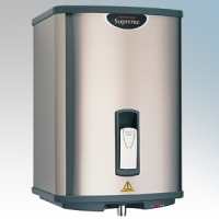 Heatrae Sadia 95.200.242 Supreme 180SS Stainless Steel Instantaneous Boiling Water Heater With Die-Cast Lever 7.5Ltrs 2.5kW