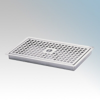 Heatrae Sadia 95.970.128 Stainless Steel Drip Tray Without Waste