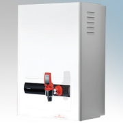 Zip HS010 Hydroboil White Instantaneous Water Heater With Classic Catering Style Tap 10Ltrs 3.0kW H:600mm x W:390mm x D:244mm