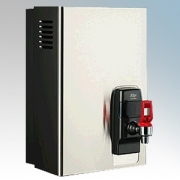 Zip HS115 Hydroboil Stainless Steel Instantaneous Water Heater With Classic Catering Style Tap 15Ltrs 3.0kW H:600mm x W:390mm x