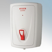 Santon 94.200.002 Speediboil White Thermoplastic Instantaneous Boiling Water Heater With Catering Style Tap 5Ltrs 2.5kW