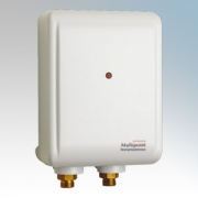 Heatrae Sadia 95.050.425 Multipoint Instantaeous White Moulded ABS Compact Instantaneous Water Heater 9kW 240V