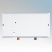 Redring 45793202 RP12 Powerstream White Unvented Instantaneous Water Heater 12kW 240V