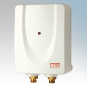 Santon 94.050.211 PowerPack White Moulded ABS Compact Instantaneous Water Heater 7kW 240V