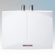 Stiebel Eltron 231002 DEM4 White Compact Electronic Instantaneous Water Heater For Single Handwash Basin 4.4kW 240V