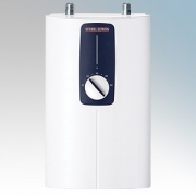 Stiebel Eltron 232792 DCE 11/13H White Slimline Oversink Three Phase Multipoint Electric Instantaneous Water Heater With Rotary