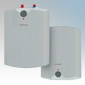 Zip AP3/10/OB Aquapoint III White Multipoint Unvented Oversink Water Heater With Pressure Release Valve 10Ltrs 2.0kW
