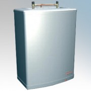 Heatrae Sadia 95.050.173 Multipoint 100 White Steel Twin Chamber Unvented Water Heater With Temperature + Pressure Relief Valve
