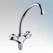 Redring 84780408 MCM Chrome Plated Vented Mono Mixer Tap For Contour 7000 & WS7 Point-Of-Use Water Heaters