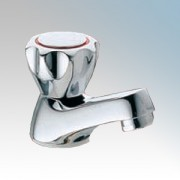 Santon 94.970.014 Aquarius Chrome Vented Basin Hot Tap