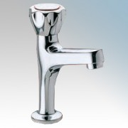 Santon 94.970.015 Aquarius Chrome Vented Pillar Hot Tap
