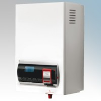 Zip HP003 Hydroboil Plus White Instantaneous Water Heater With Two-Way Cool Touch Tap 3.0Ltrs 1.5kW H:431mm x W:289mm x D:180mm
