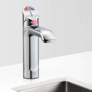 Zip HT1709UK HydroTap G4 Classic Polished Chrome Commercial Boiling & Free Flow Chilled Water Tap - Up To 240 Cups Per Hour 1.9k
