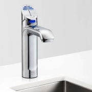 Zip HT1711UK HydroTap G4 Classic Polished Chrome Commercial Chilled Water Tap - Up To 175 Cups Per Hour 0.25kW W:336mm x D:476mm