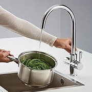 Redring Reditap 3-in-1 Boiling Water Taps