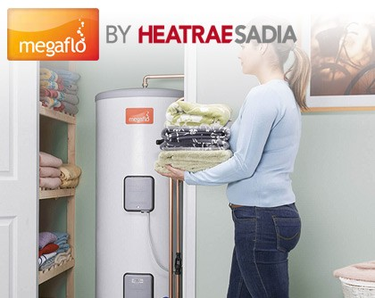 Heatrae Sadia Megaflo eco Water Heaters